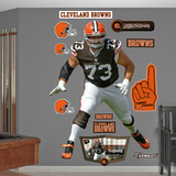 Joe Thomas Wall Decal
