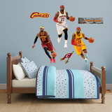 LeBron James Hero Pack Wall Decal