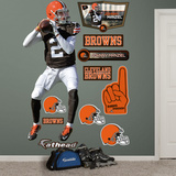 Johnny Manziel - Home Wall Decal
