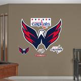 Washington Capitals Alternate Logo Wall Decal