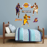Kobe Bryant Hero Pack Wall Decal