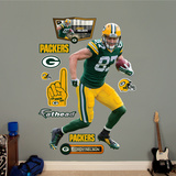 Jordy Nelson - Wide Receiver Wall Decal