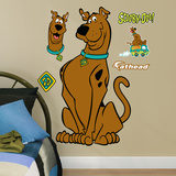Scooby-Doo - Fathead Jr Wall Decal