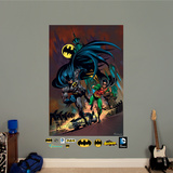 Batman and Robin Mural Wall Mural