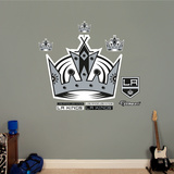 Los Angeles Kings Alternate Logo Wall Decal