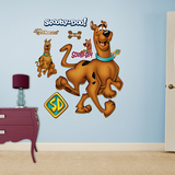 Scooby-Doo Render Wall Decal