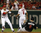 Miami Marlins v Washington Nationals - Game Two Photo by Jonathan Ernst