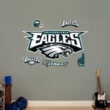 Philadelphia Eagles Alternate Logo Wall Decal