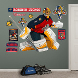 Roberto Luongo Wall Decal
