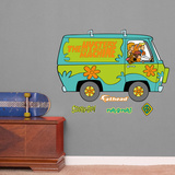 Scooby-Doo Mystery Machine - Fathead Jr Wall Decal