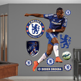 Didier Drogba Wall Decal