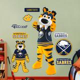 Buffalo Sabres Mascot - Sabertooth Wall Decal