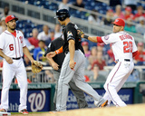 Miami Marlins v Washington Nationals Photo by Greg Fiume