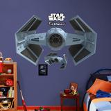 Star Wars: TIE Advanced x1 Starfighter Wall Decal