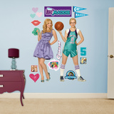 Disney: Liv and Maddie Wall Decal