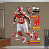 Justin Houston Wall Decal