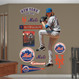Jacob deGrom Wall Decal