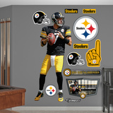 Ben Roethlisberger Wall Decal