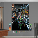 DC Comics Villains Mural Wall Mural