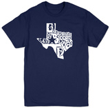 Everything Is Bigger In Texas Shirts