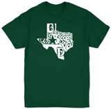 Everything Is Bigger In Texas T-shirts