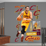 Kevin Love - No. 0 Wall Decal