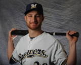 Milwaukee Brewers Photo Day Photo by Rich Pilling