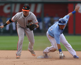 San Francisco Giants v Kansas City Royals Photo by Ed Zurga