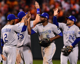 ALCS - Kansas City Royals v Baltimore Orioles - Game Two Photo by Patrick Smith