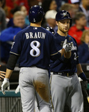 Milwaukee Brewers v Philadelphia Phillies Photo by Rich Schultz