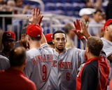 Cincinnati Reds v Miami Marlins Photo by Rob Foldy
