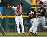 Miami Marlins v Cincinnati Reds Photo by Kirk Irwin