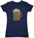 Womans: Beer T-shirty