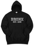 Hoodie: Bronx Pullover Hoodie