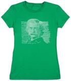 Womens: Mark Twain T-Shirt