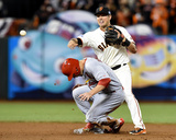 NLCS - St Louis Cardinals v San Francisco Giants - Game Five Photo by Thearon W Henderson