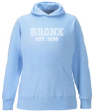 Womens Hoodie: Bronx Pullover Hoodie