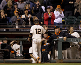 Oakland Athletics v San Francisco Giants Photo by Jason O Watson