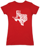Womans: Everything Is Bigger In Texas T-shirts