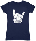 Womans: Heavy Metal Shirts