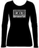 Women's Long Sleeve: The 80's T-Shirts