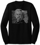 Long Sleeve: Mark Twain T-shirts