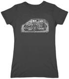 Womens: Mob Car Shirts