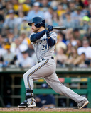 Milwaukee Brewers v Pittsburgh Pirates Photo by Rob Tringali