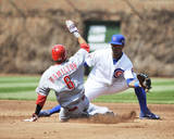 Cincinnati Reds v Chicago Cubs Photo by David Banks