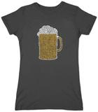 Womans: Beer T-skjorte