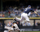 San Francisco Giants v Milwaukee Brewers Photo by Mike McGinnis