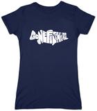 Womens: Bass - Gone Fishing T-shirts