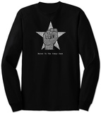 Long Sleeve: Steve Jobs - Here's To The Crazy Ones T-Shirt
