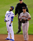 World Series - San Francisco Giants v Kansas City Royals - Game Two Photo by Rob Carr